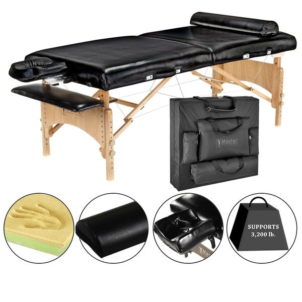 Master Massage Olympic LX 32-inch Massage Table