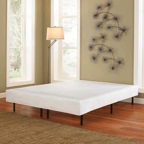 Sleep Sync Posture Lux California King 14-inch Platform Frame with Cover