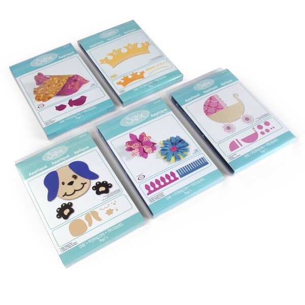 Sizzix Quilting and Applique Value Kit