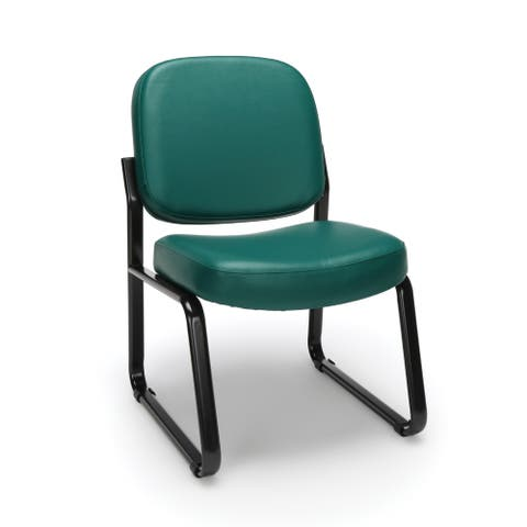 OFM 405-VAM Vinyl Guest and Reception Chair