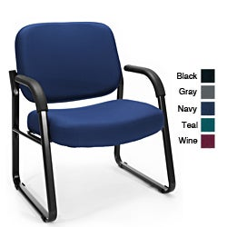 OFM 407 Big and Tall Guest and Reception Chair