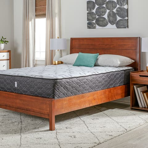 OSleep 10-inch Wrapped Coil Mattress