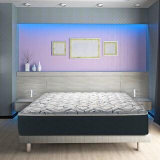 Wolf Sleep Accents Illusion Plush 11-inch Full-size Mattress