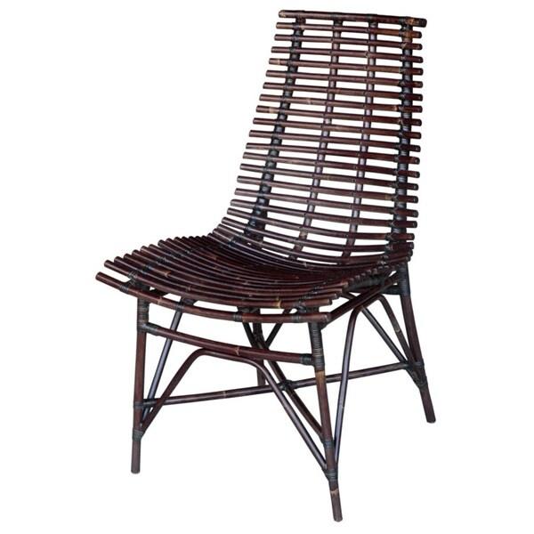 Decorative Brown Modern Franklin Accent Chair