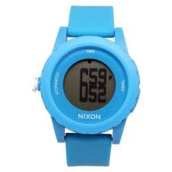 Nixon Men's Blue Genie Watch