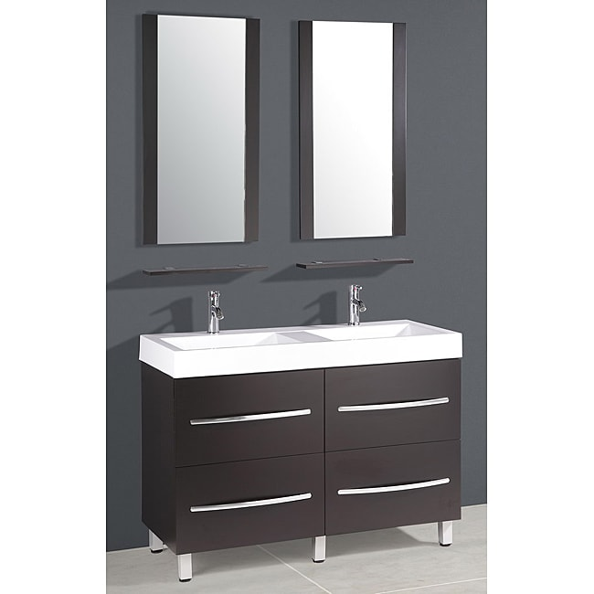 48 Inch Vanity 48 Inch Double Sink Vanity Bathroom Traditional With 2 Sinks Bathroom