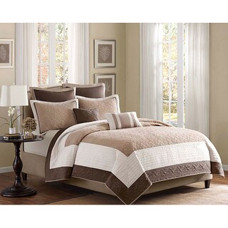 Madison Park Danville 7-piece Coverlet Set