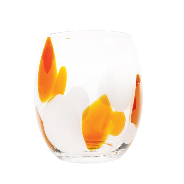 IMPULSE! Cloud Rocks Orange Tumblers (Set of 6)