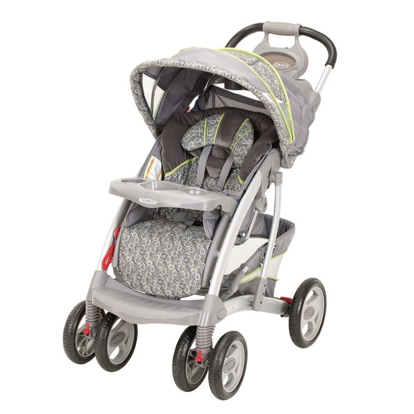 Graco Quattro Tour Stroller In Eclipse