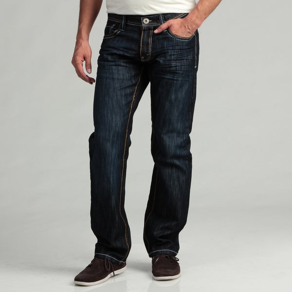 Southpole Men's Dark Sand Denim Jeans