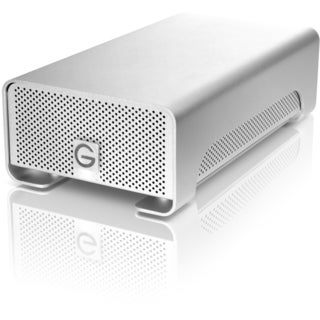 G-Technology G-RAID GRATHNB80002BAB DAS Array - 2 x HDD Supported - 2