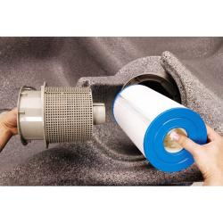 Lifesmart Replacement Spa Filter for Rock Solid Series Spa - Thumbnail 1