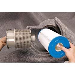 Lifesmart Replacement Spa Filter for Rock Solid Series Spa - Thumbnail 0