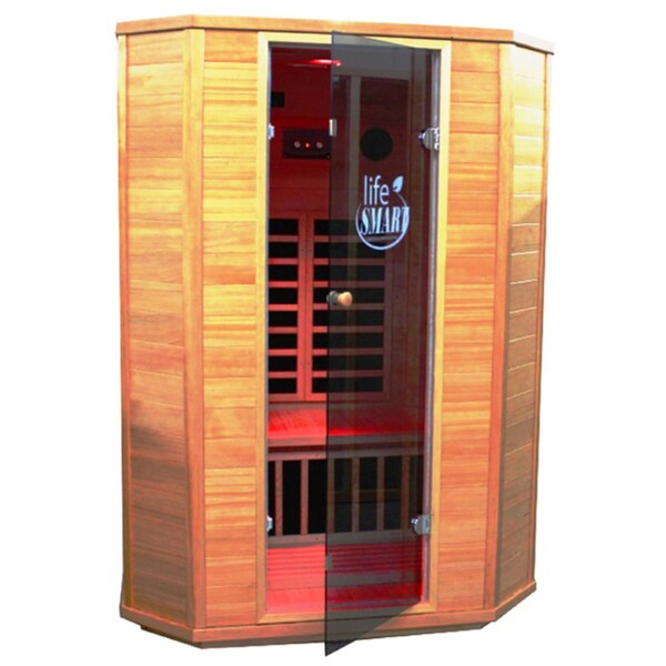 Lifesmart InfraColor Therapy 2-3 Person Infrared Sauna