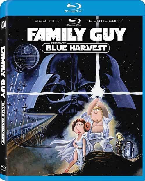 Family Guy: Blue Harvest (Blu-ray Disc)