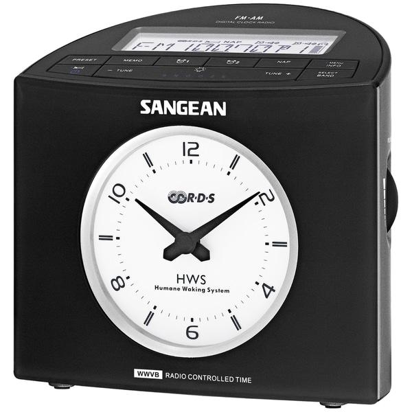 Sangean Desktop Clock Radio - 0.7 W RMS