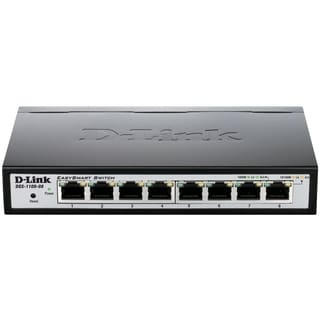 D-Link DGS-1100-08 Ethernet Switch