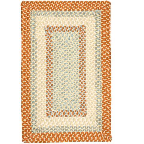 Color Market Orange Accent Rug - 2' x 3'