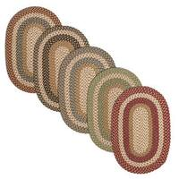 Gourmet Green Multi Accent Rug - 2' x 3'