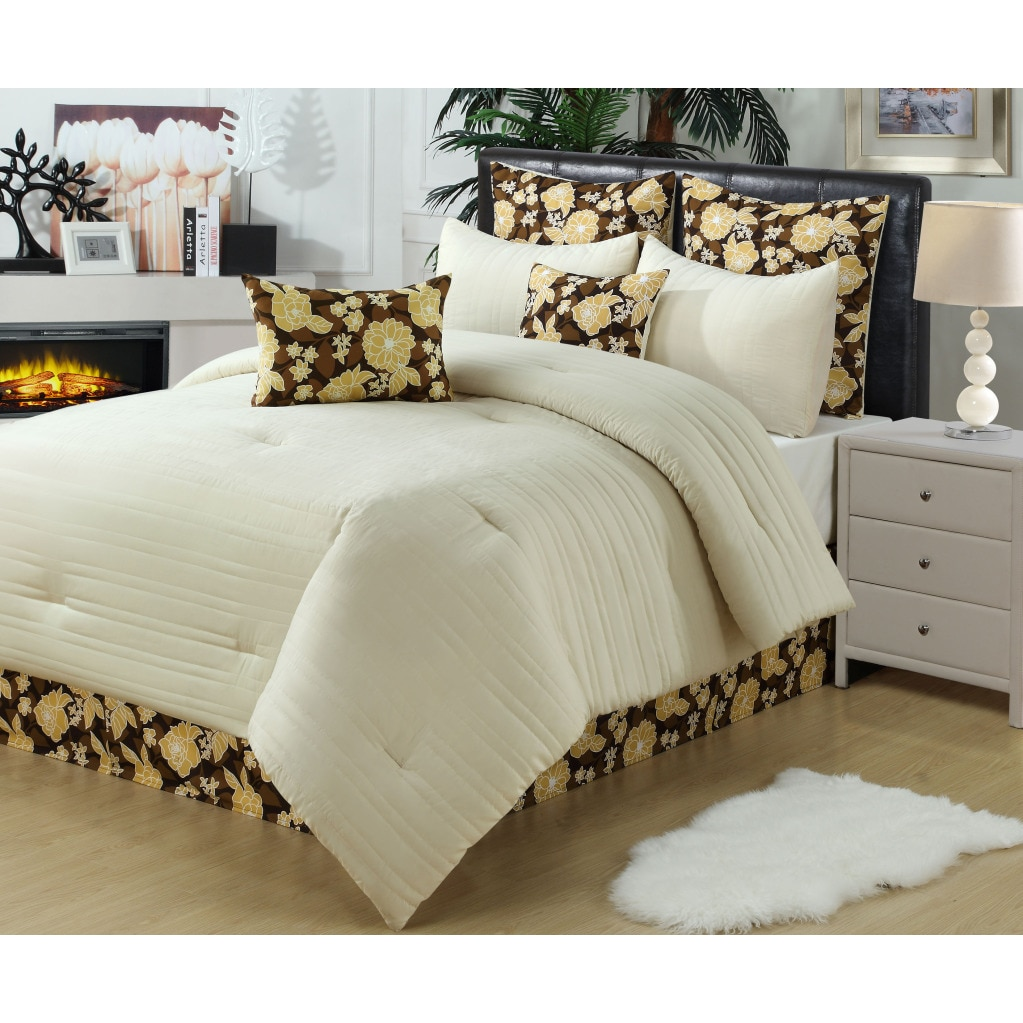 Shop Penelope 8 Piece Comforter Set Free Shipping Today