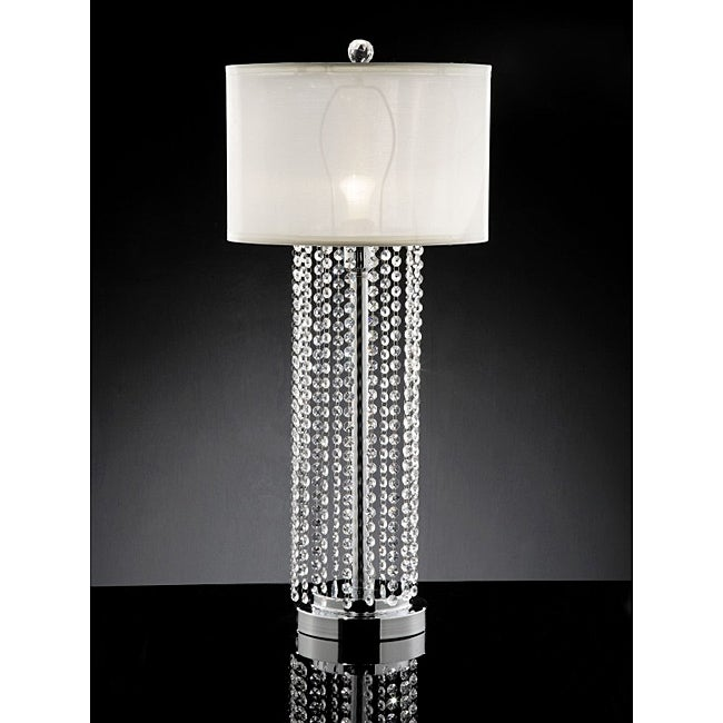 Simple Elegance 30.5-inch Table Lamp