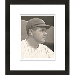 RetroGraphics Babe Ruth 1923 Framed Sports Photo