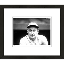 RetroGraphics Ty Cobb Framed Sports Photo