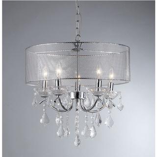 Crystal 5-light Pendant Lamp