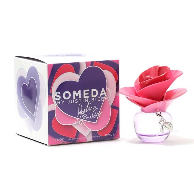 Justin Bieber Someday Women's 1-ounce Eau de Parfum Spray...
