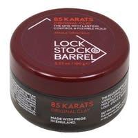 Lock Stock & Barrel 85 Karats 3.53-ounce Grooming Clay