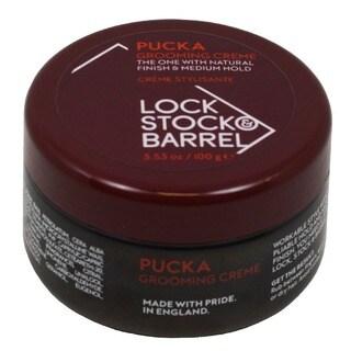 Lock Stock & Barrel Pucka 3.53-ounce Grooming Creme