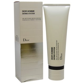 Christian Dior Homme Dermo System Micro-Purifying 4.5-ounce Cleansing Gel