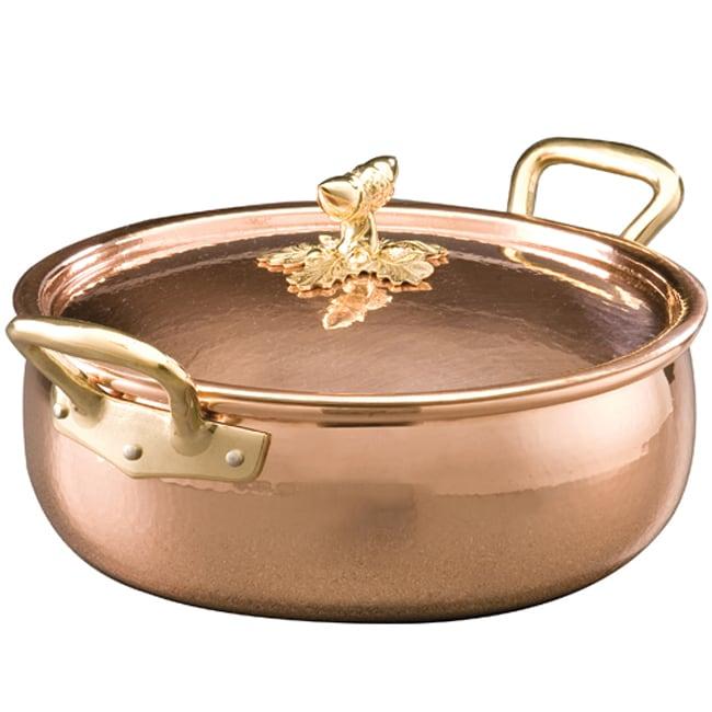 Ruffoni Quot Historia Quot Decor Copper Brazer Pot Made In Italy