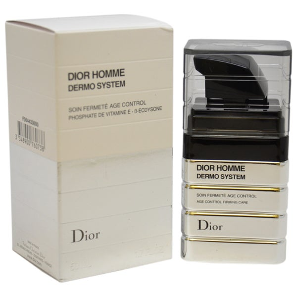 Christian Dior Homme Dermo System 1.7-ounce Age Control Firming Care