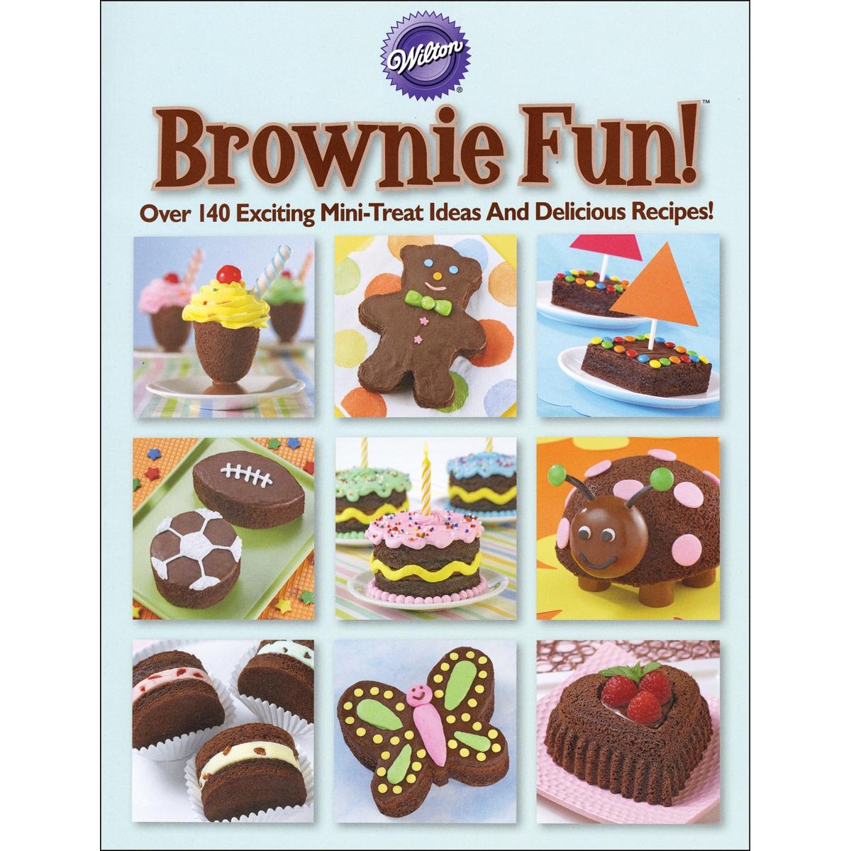 Brownie Fun! Book