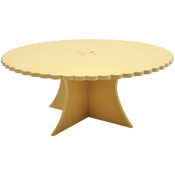 Beyond The Page MDF Cake Stand
