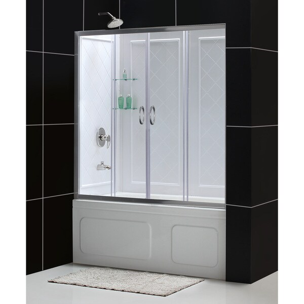 DreamLine Backwall Bathtub Kit