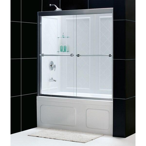 DreamLine Tub Door and Backwall Set