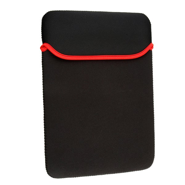INSTEN Black Neoprene Sleeve for Apple MacBook Pro/ MacBook Air 13-inch