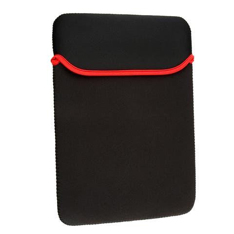 INSTEN Black Neoprene Sleeve for Apple MacBook Pro with Retina Display 13-inch/Macbook Pro 13-inch/ MacBook Air 13-inch