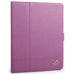 Kroo 'Titan' iPad 3 Porfolio Case with Built-in Stand - Thumbnail 1