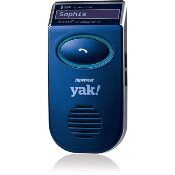 Hipstreet yak! Wireless Bluetooth Car Hands-free Kit