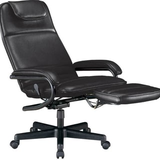 OFM 680 Black Executive Recliner