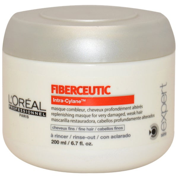 L'Oreal Serie Expert Fiberceutic 6.7-ounce Replenishing Masque