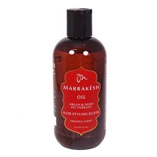 Marrakesh 8-ounce Hair Styling Elixir Oil