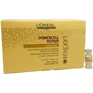 L'Oreal Serie Expert Powercell Repair 0.33-ounce Treatment (Box of 30)