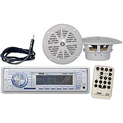 Pyle Marine AM/FM MPX Radio SD/USB Player and Dual Cone Speakers Set|https://ak1.ostkcdn.com/images/products/6743343/Pyle-Marine-AM-FM-MPX-Radio-SD-USB-Player-and-Dual-Cone-Speakers-Set-P14287967.jpg?impolicy=medium