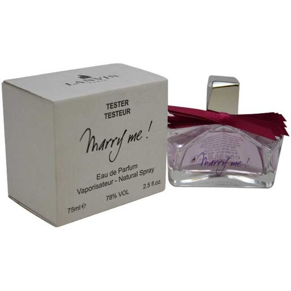 Lanvin Marry Me Women's 2.5-ounce Eau de Parfum Spray (Tester)