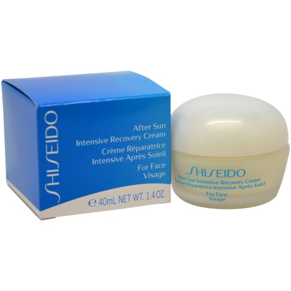 Shiseido After Sun Intensive Recovery 1.4-ounce Face Cream