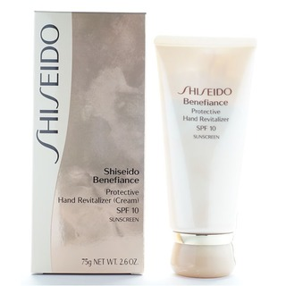 Shiseido Benefiance Protective Hand Revitalizer 2.5-ounce Cream